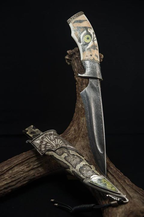 maharaja Hunter Knife